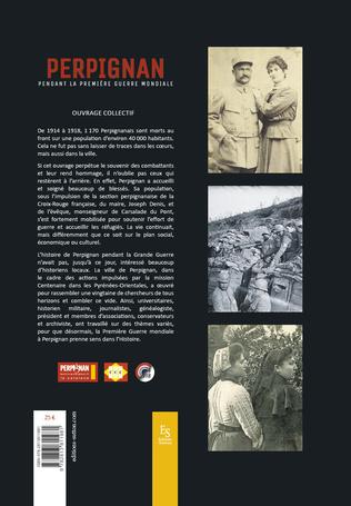 4eme Perpignan pendant la Première Guerre Mondiale
