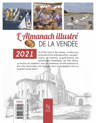 4eme L'Almanach illustré de la Vendée 2021