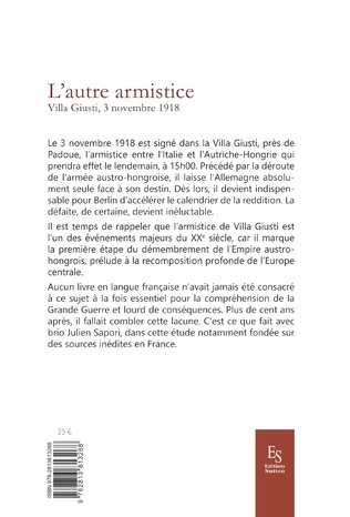 4eme L'autre armistice