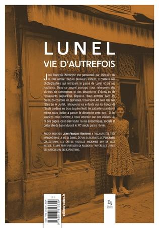 4eme Lunel Vie d'Autrefois