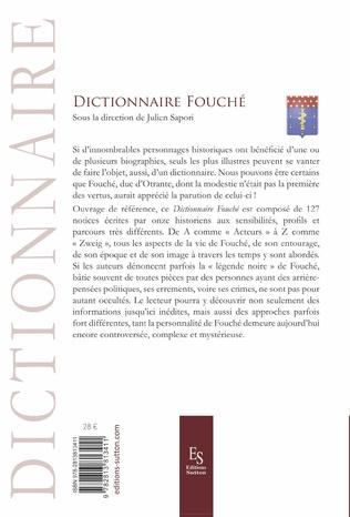 4eme Dictionnaire Fouché