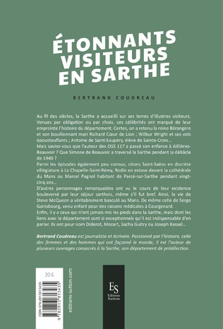 4eme ETONNANTS VISITEURS EN SARTHE