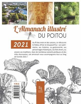 4eme L'Almanach illustré du Poitou 2021