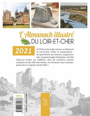 4eme L'almanach illustré du Loire-et-Cher 2021