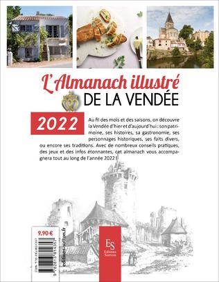 4eme L'almanach illustré de la Vendée 2022