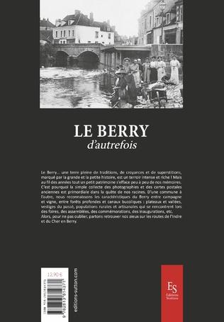 4eme Le Berry d'autrefois