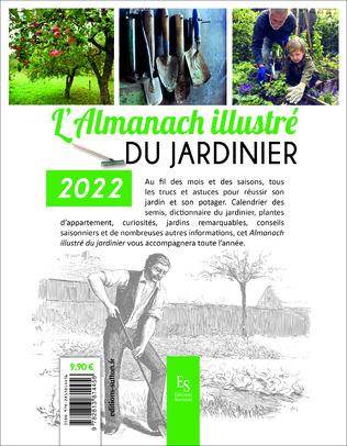 4eme L'almanach illustré du jardinier 2022