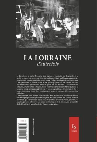 4eme La Lorraine d'autrefois