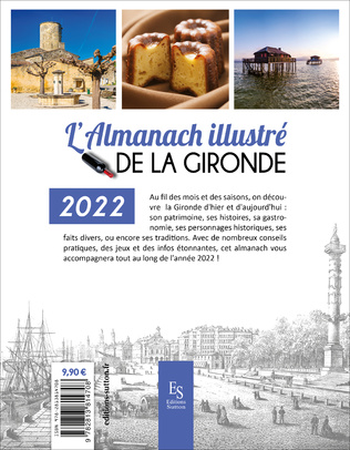 4eme L'Almanach illustré de la Gironde 2022