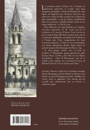 4eme Histoire des comtes d'Anjou