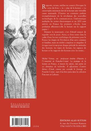 4eme Histoire d'une pratique ordinaire - La lecture