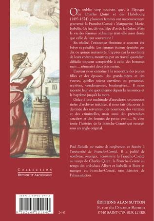 4eme Les Franc-Comtoises à la Renaissance