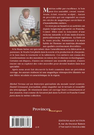 4eme Métiers du bois en Franche-Comté
