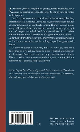 4eme Contes et légendes de Haute-Saône